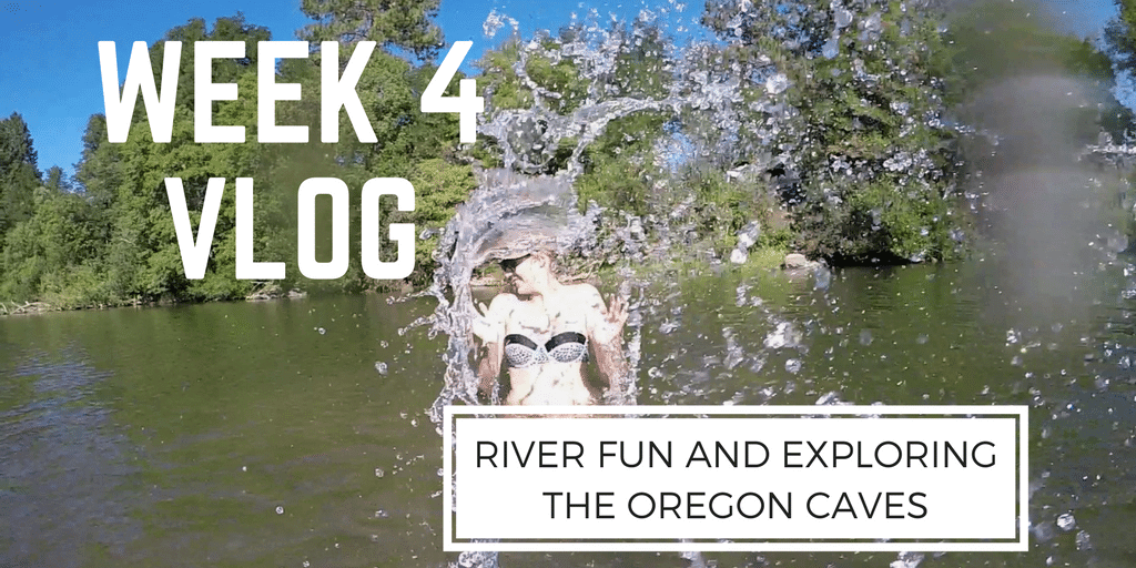 Week 4 Vlog - Oregon Caves
