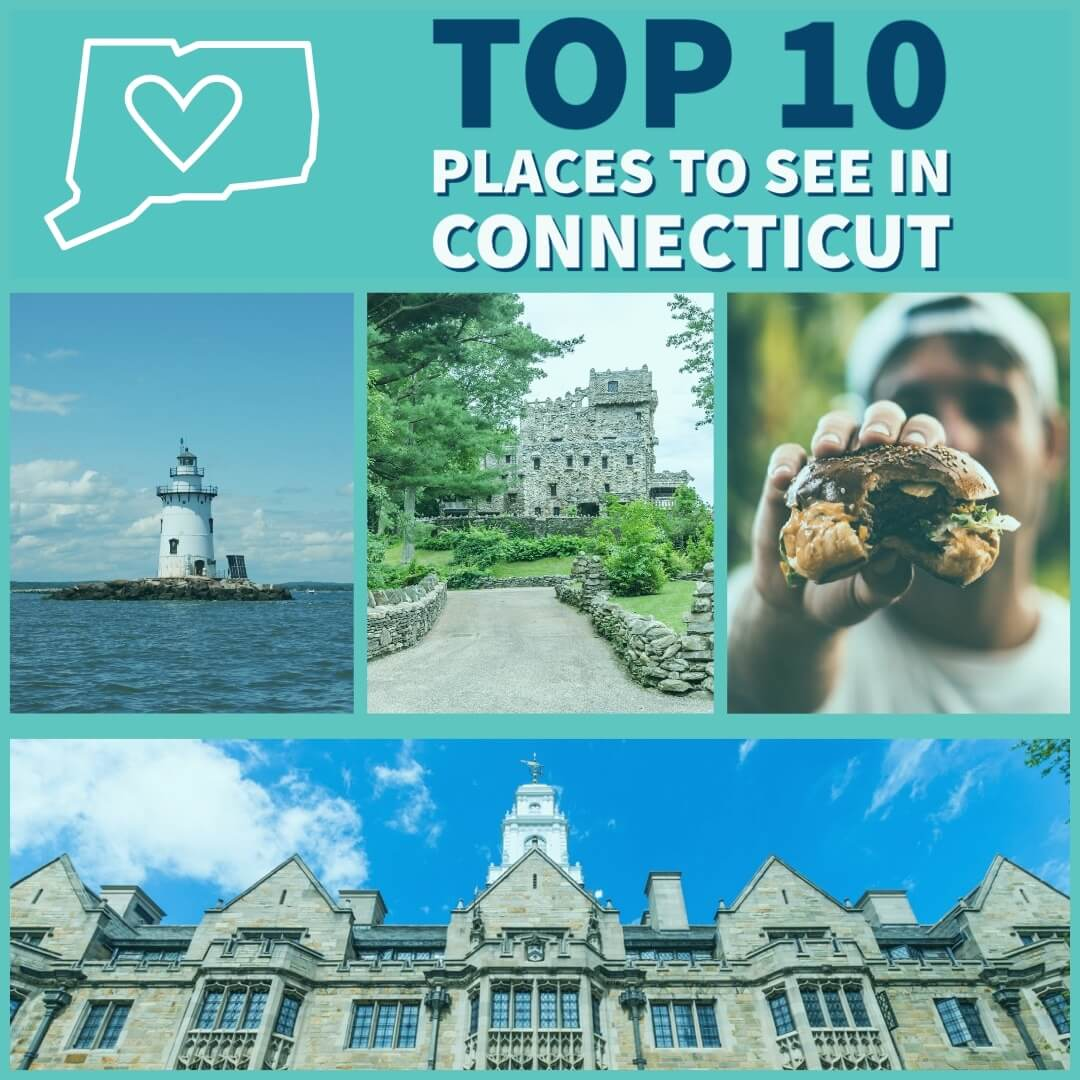 Top 10 Connecticut