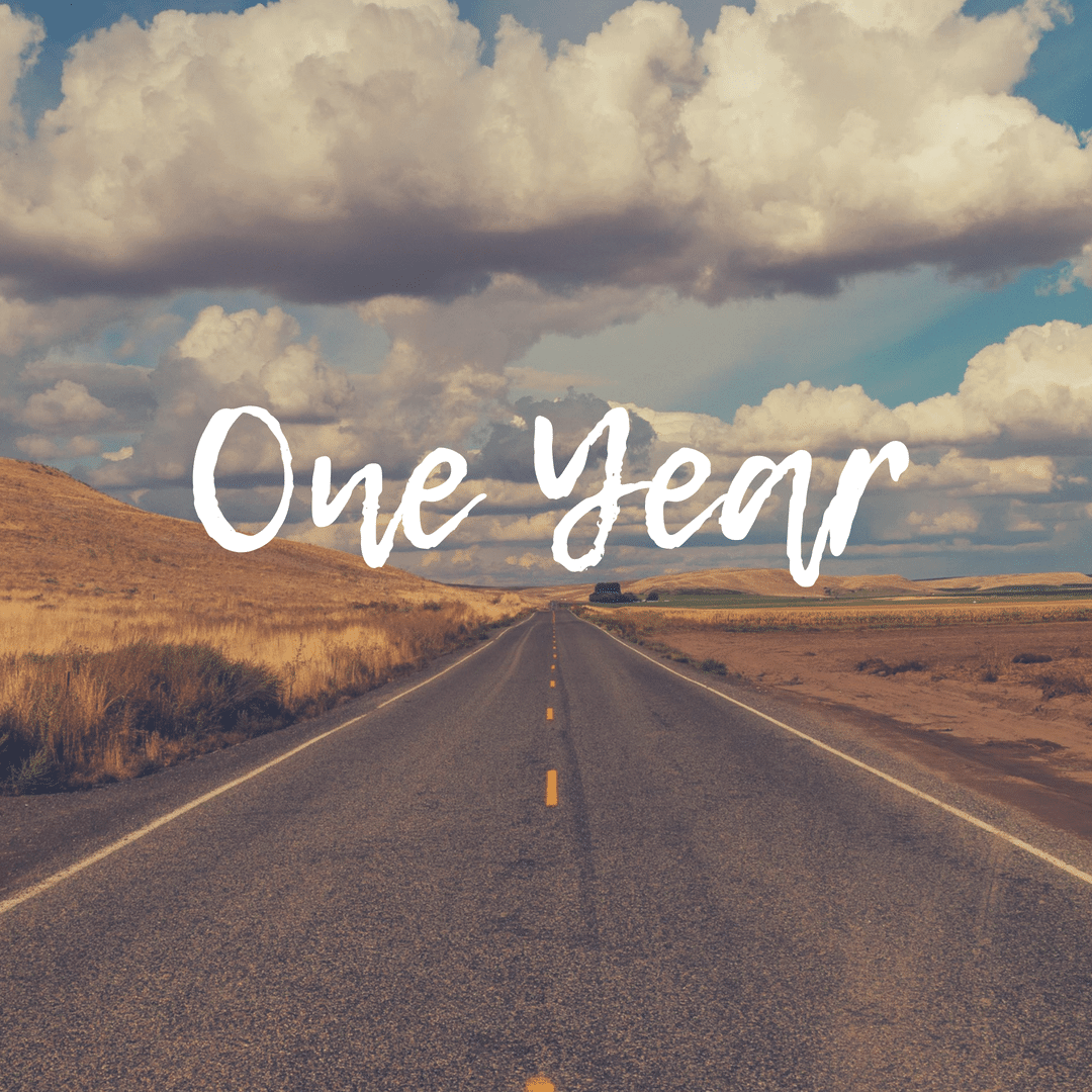 Nomadiversary - Our first year on the road