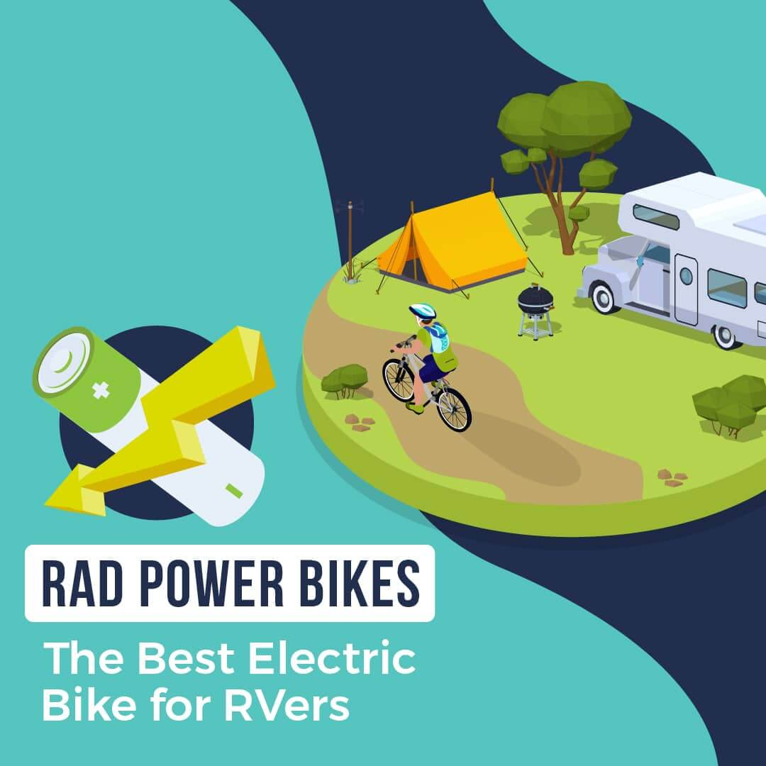 Rad Power Bikes - The Best Electric Bike for RVers