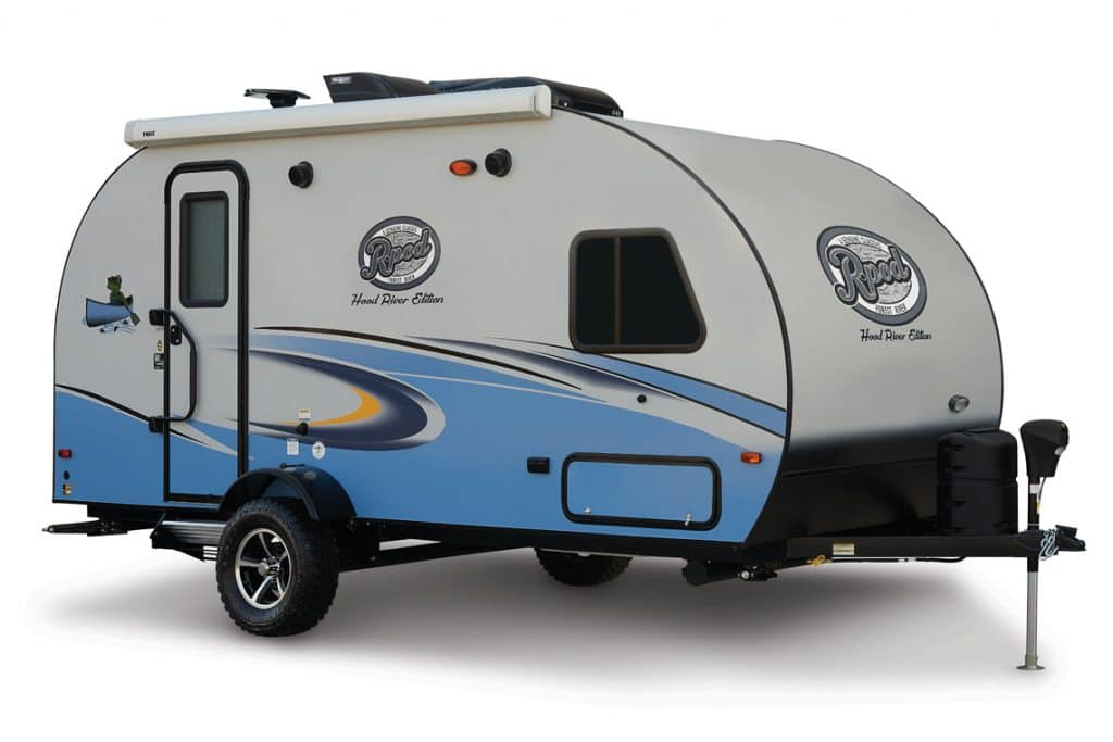 Forest River R-Pod small travel trailer