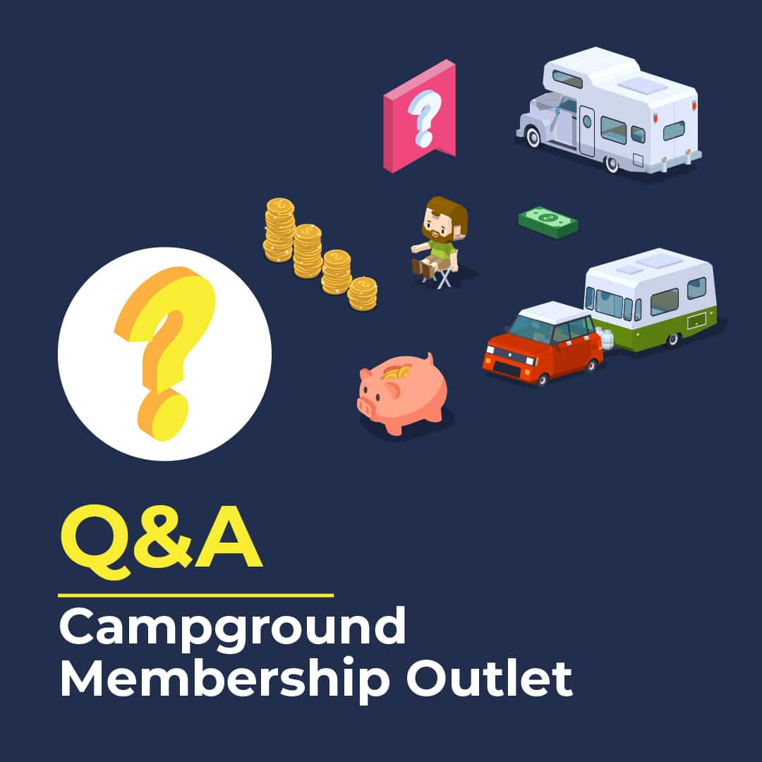 Q & A with Campground Membership Outlet