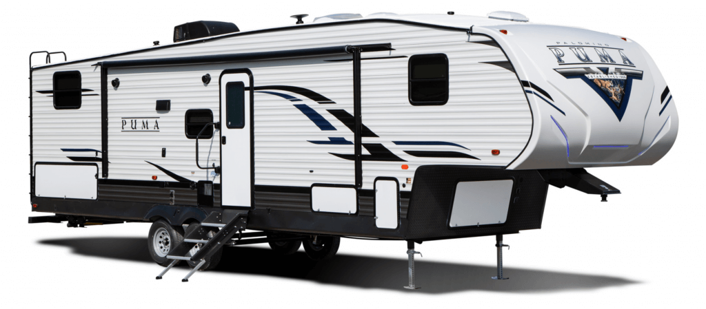 Palomino Puma Small Fifth Wheel RV