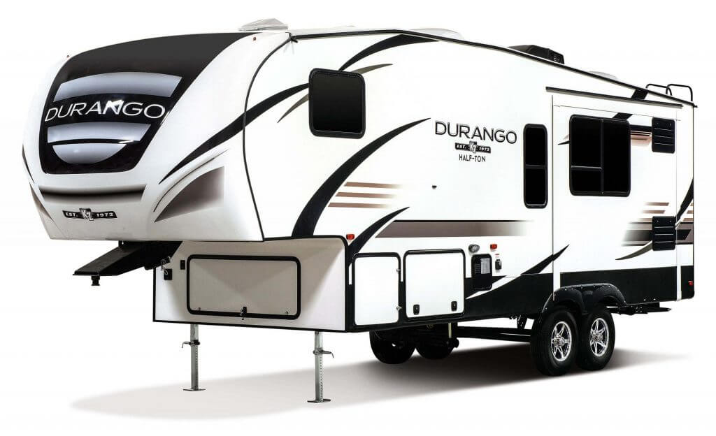 KZ Durango Small Fifth Wheel RV