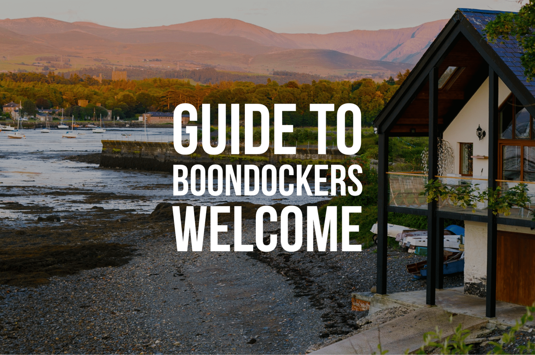 Guide to boondockers welcome