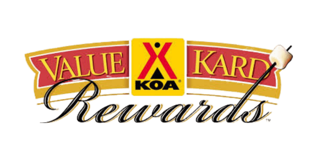 KOA Value Kard Rewards