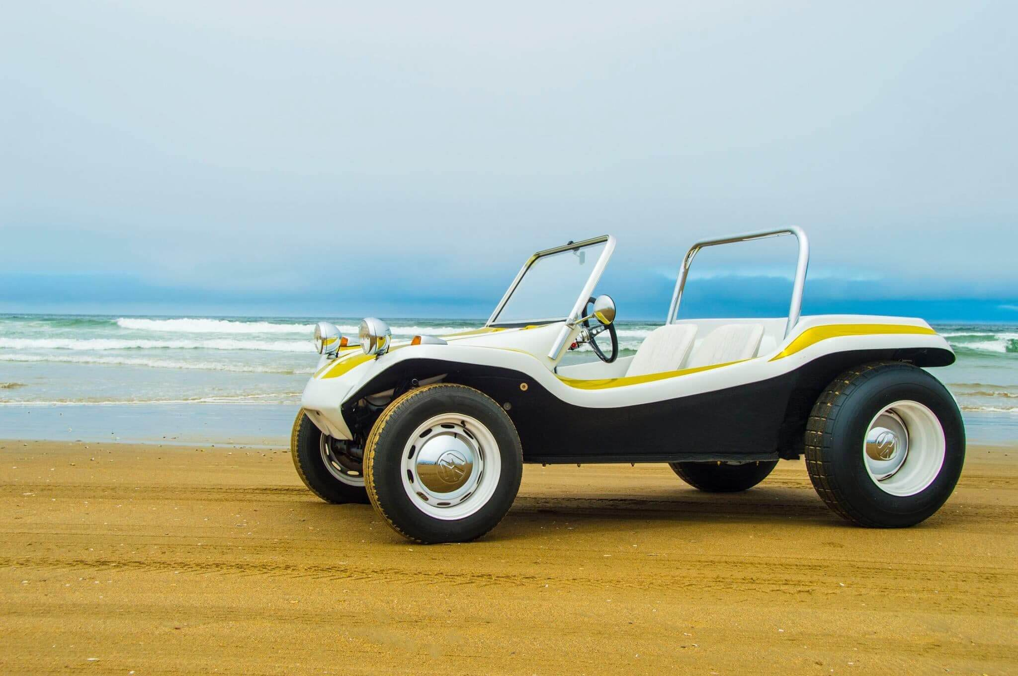 Dune Buggy at Pismo Beach