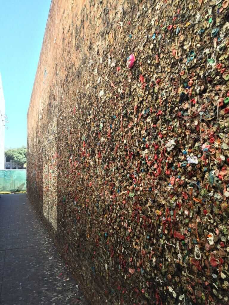 SLO Bubblegum alley
