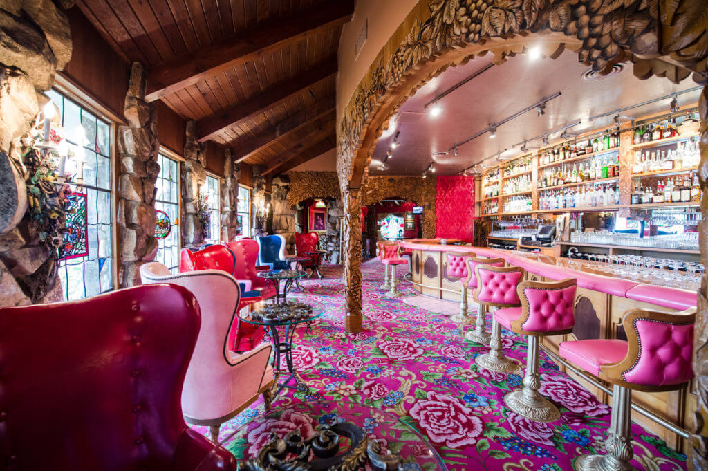 Lounge of the Madonna Inn