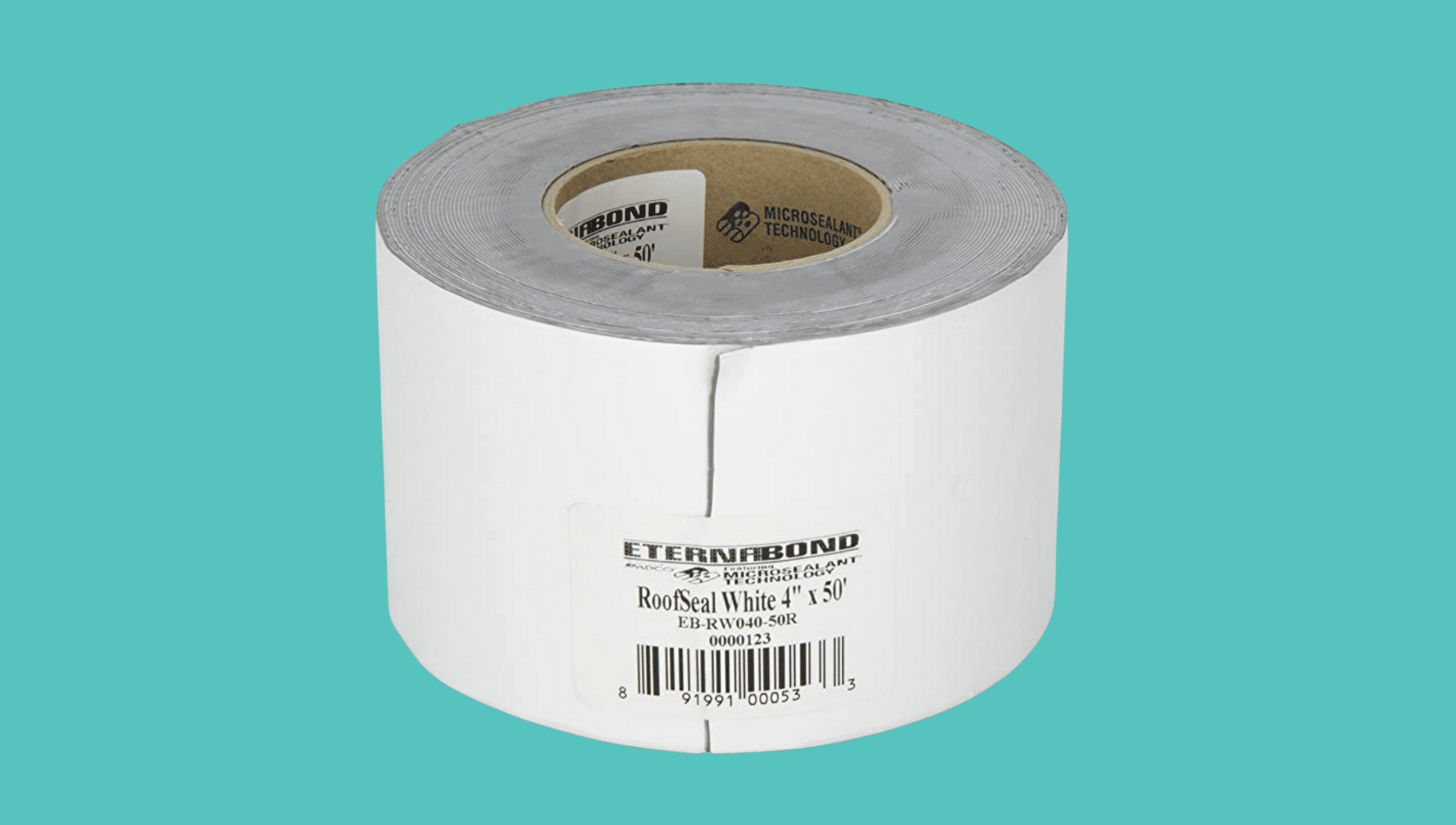 A roll of Eternabond RV tape.