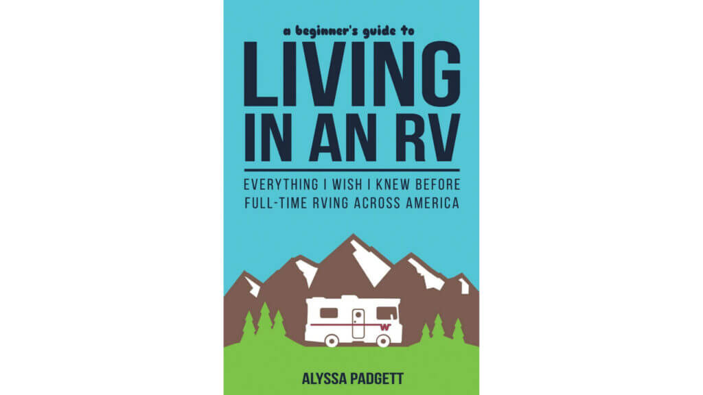 A Beginners Guide to Living in an RV book cover