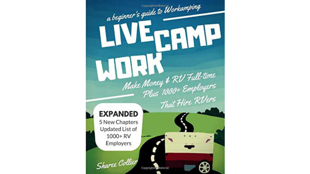 Live Camp Work RV book cover