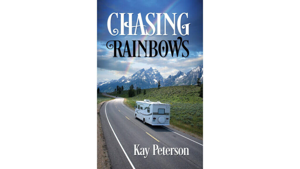 Chasing Rainbows RV book cover