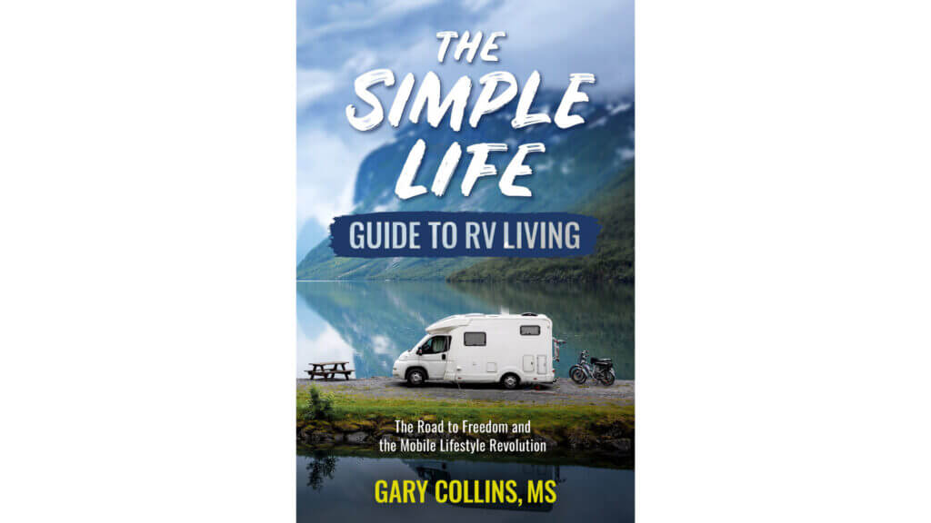 The Simple Life Guide to RV Living RV book cover