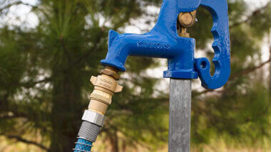 A camco water pressure regulator is a great tool for RVing.