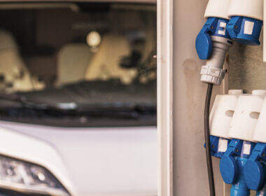 An RV needs a lot of power to run, and can be hooked up to electricity at an RV park. How does an RV electrical system work?
