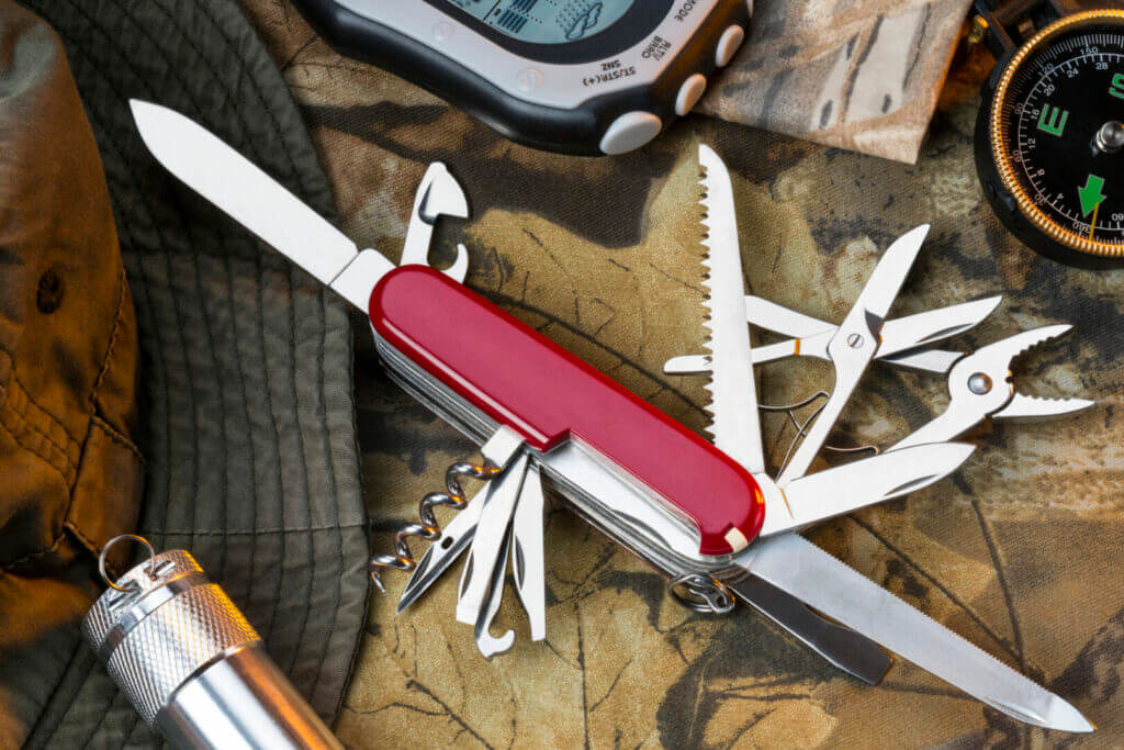 Swiss army knife of a RV tool kit.