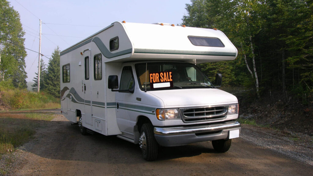 RV with a for sale sign but is there a kelley blue book to value the RV?