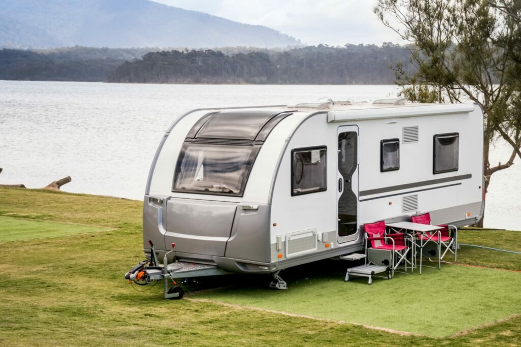 You won't regret a harvest host membership if you use it enough to camp in campsites like this RV.